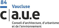 Conseil d'architecture d'urbanisme et d'environnement de Vaucluse – CAUE 84 Logo