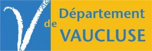 Logo - Département de Vaucluse-CAUE de Vaucluse