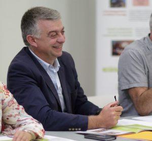 Pierre Gonzalvez-Président du CAUE Vice-Président du Département-CAUE de Vaucluse