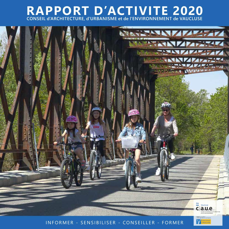 Rapport activité 2020